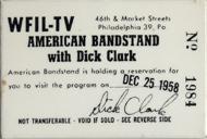 Dick Clark Vintage Pin