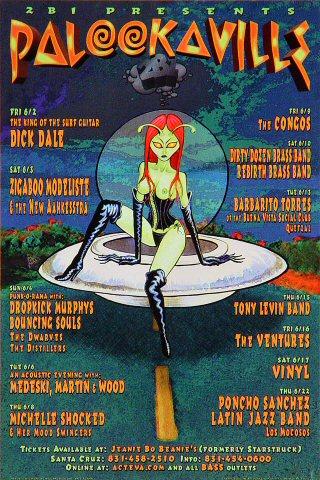 Dick Dale Handbill