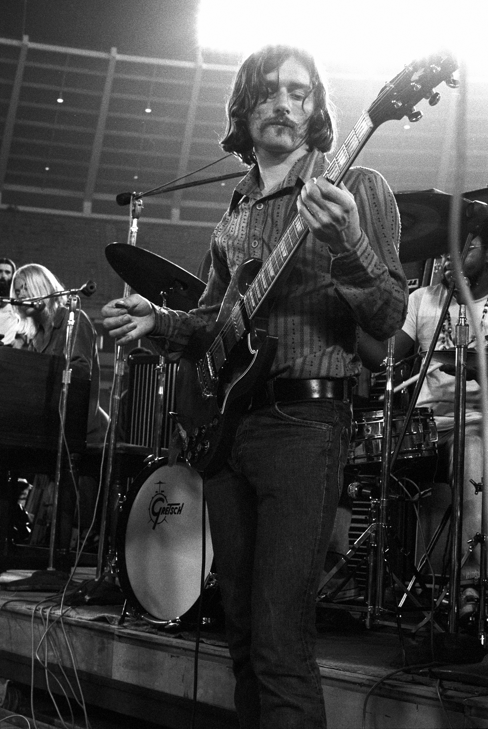 Dickey Betts Fine Art Print