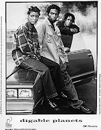 Digable Planets Promo Print