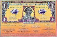 Buckethead Handbill