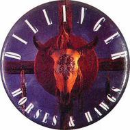 Dillinger Vintage Pin