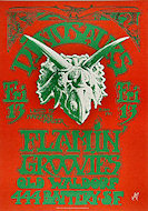 The Flamin' Groovies Poster
