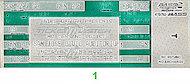 Dio Vintage Ticket
