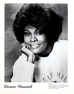 Dionne Warwick Promo Print