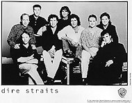 Dire Straits Promo Print