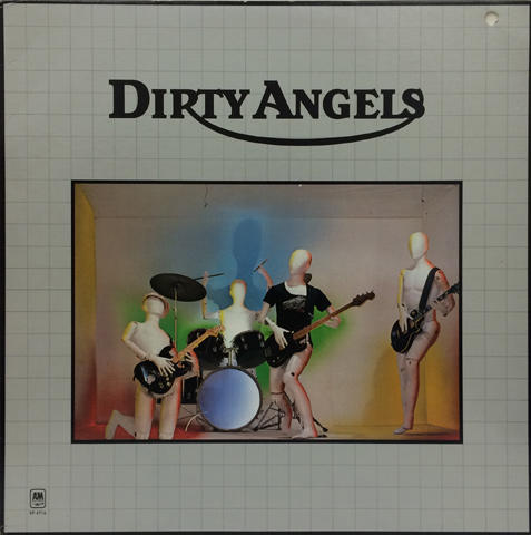 Dirty Angels Vinyl (Used)