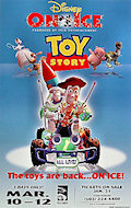 Disney On Ice - Toy Story Poster
