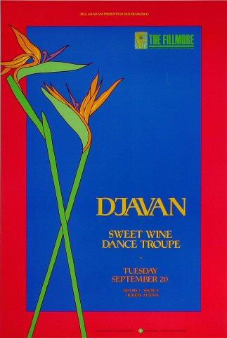 Djavan Poster