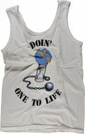 Doin' One to Life Men's Vintage T-Shirt