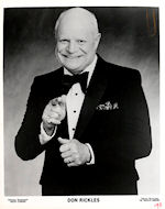 Don Rickles Promo Print