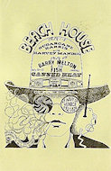 Barry Melton Handbill