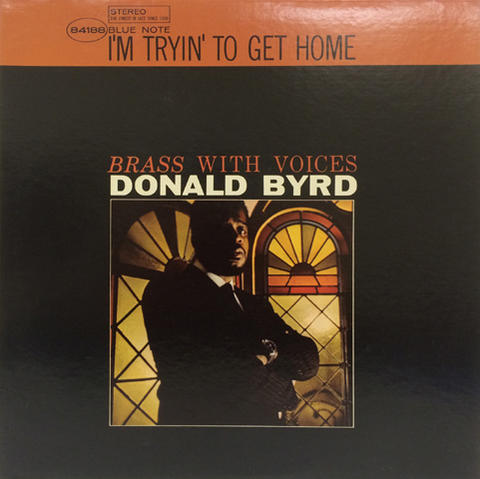 Donald Byrd Vinyl (Used)