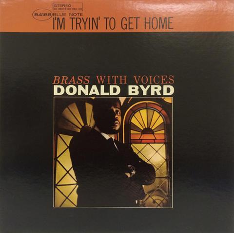 Donald Byrd Vinyl (Used)