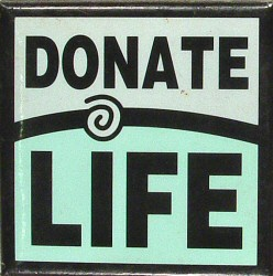 Donate LifeVintage Pin