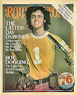 Donny Osmond Rolling Stone Magazine