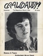Donovan Magazine