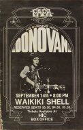 Donovan Poster