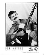 Dori Caymmi Promo Print