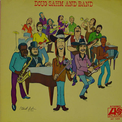 Doug Sahm Vinyl (Used)