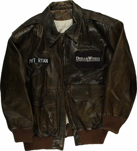 DreamWorks: Saving Private Ryan Men's Vintage Jacket