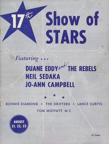Duane Eddy Program