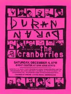 Duran Duran Handbill