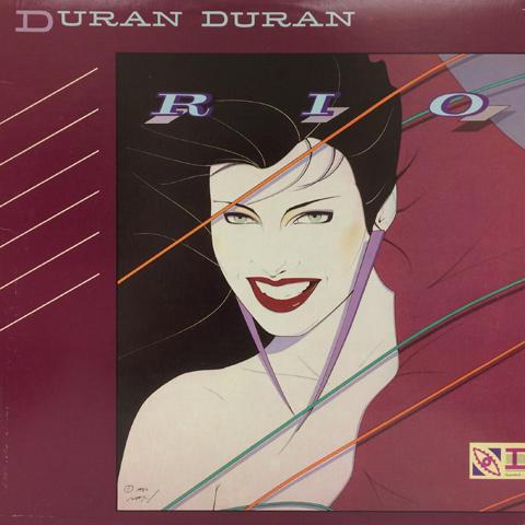 Duran Duran Vinyl (Used)