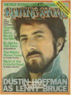 Dustin Hoffman Rolling Stone Magazine