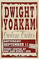 Dwight Yoakam Poster