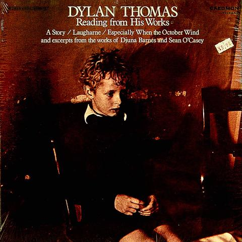 Dylan Thomas Vinyl (New)