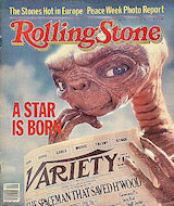 E.T. Rolling Stone Magazine