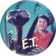 E.T. Vintage Pin