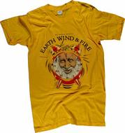 Earth, Wind &amp; Fire Men's Vintage T-Shirt