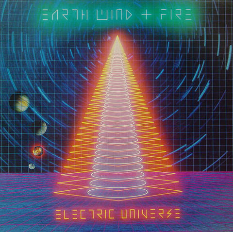 Earth, Wind & Fire Vinyl (Used)