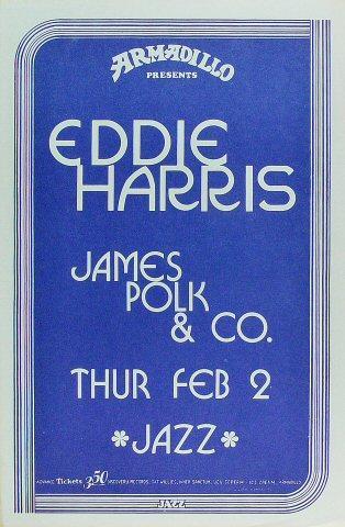 Eddie Harris Poster