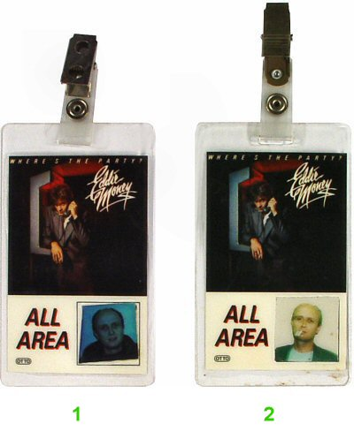 Eddie Money Laminate