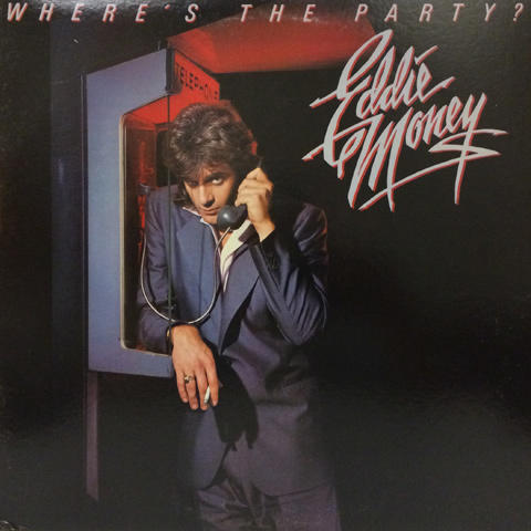 Eddie Money Vinyl (Used)