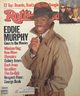 Eddie Murphy Rolling Stone Magazine