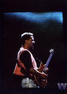 Eddie Van Halen Premium Vintage Print