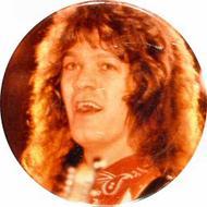 Eddie Van Halen Vintage Pin