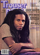 Eddy Grant Trouser Press Magazine