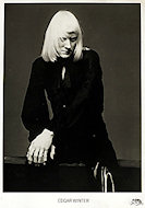 Edgar Winter Promo Print