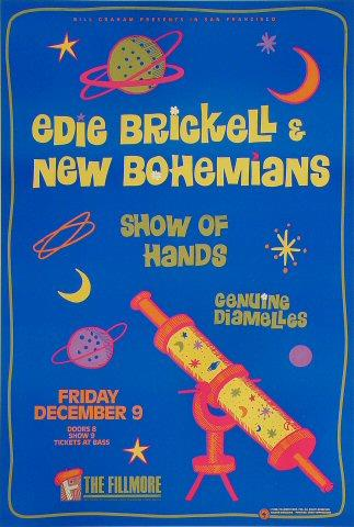 Edie Brickell &amp; New Bohemians Poster