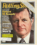 Edward M. Kennedy Rolling Stone Magazine