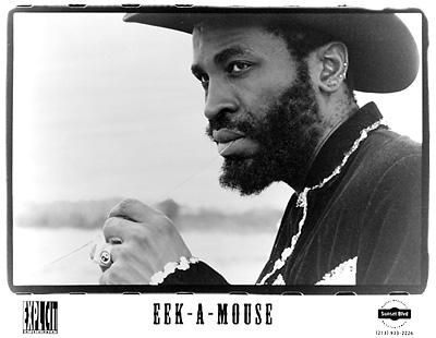 Eek-a-Mouse Promo Print