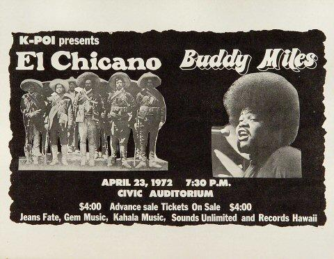 El Chicano Handbill