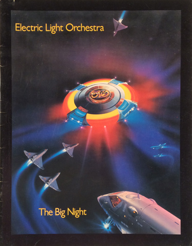 Electric Light Orchestra Program