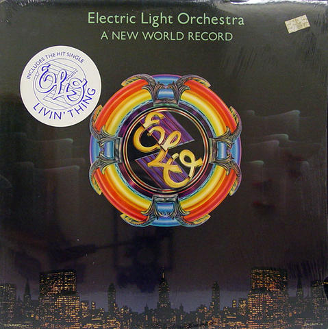 Electric Light Orchestra Vinyl (Used)