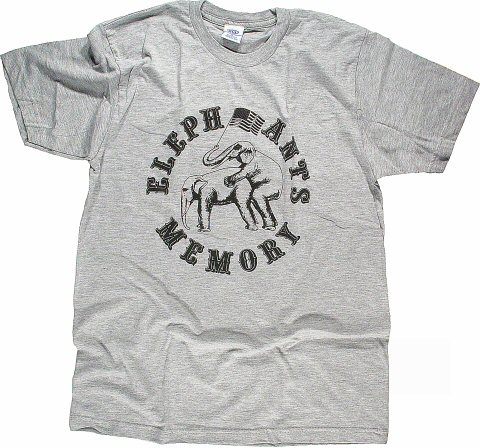 Elephant's MemoryWomen's Retro T-Shirt